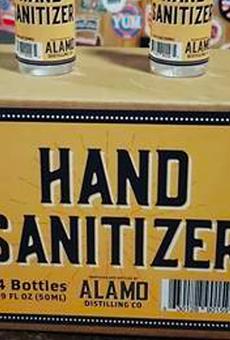 Alamo Distilling Joins Lineup of San Antonio Distilleries Working to Meet Hand Sanitizer Demand (3)