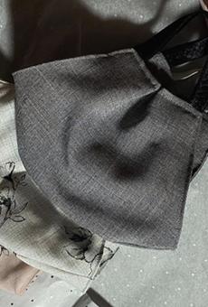 San Antonio Fashion Designer Leighton Whittington Selling Couture Face Masks for a Cause (2)