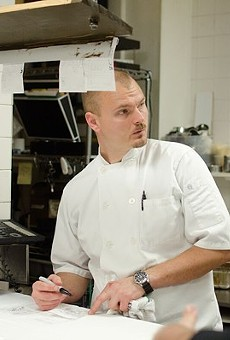 Chef Michael Sohocki launches medical meal program in partnership with University Hospital Foundation.