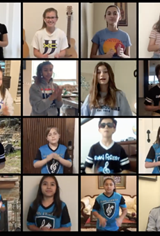 San Antonio Elementary School Group Gathers 101 Musicians for Virtual Anniversary Concert