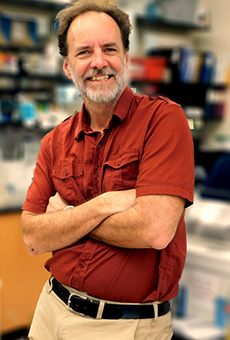 Karl Klose, director of the South Texas Center for Emerging Infectious Diseases