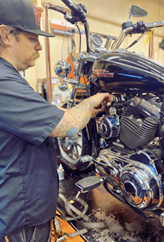 San Antonio Harley-Davidson Dealership Offering Free Maintenance to First Responders and Healthcare Workers