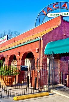 Jacala, in San Antonio's Los Angeles Heights neighborhood, originally opened in 1949.
