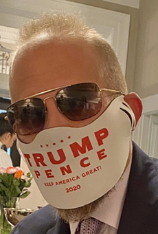 San Antonio Trump Lackey Brad Parscale Posts Selfie With MAGA Mask — and Twitter Lets Loose