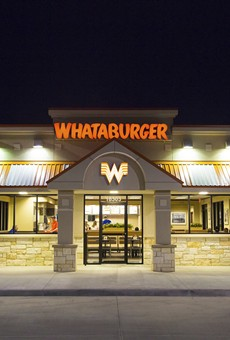 San Antonio Woman Arrested for Damaging Car in Drive-Thru While Shouting 'All for Whataburger!'
