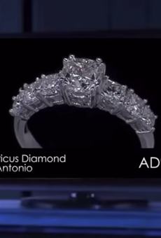 Relatable Meme About San Antonio's Late-Night Americus Diamond Ads Goes Viral (3)