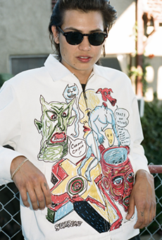 Clothing Line Supreme Catches Flak for New Duds Featuring Art of Texas Musician Daniel Johnston (6)