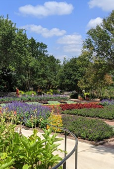 San Antonio Botanical Garden Offering Free Admission for Healthcare Workers and Others