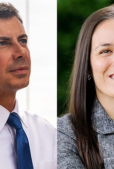 Pete Buttigieg Endorses Gina Ortiz Jones in Congressional Race to Represent San Antonio and South Texas (3)