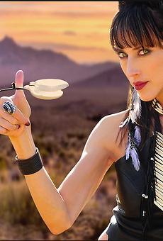 Singer Patricia Vonne Rodriguez Co-Hosting San Antonio Artist David Blancas' Online Show