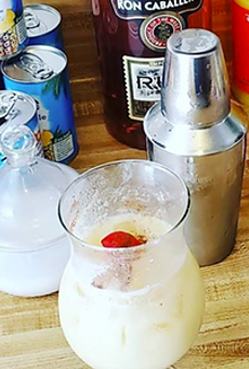 San Antonio Chef Ernie Bradley's Painkiller Cocktail Could Be Your New At-Home Summertime Sipper