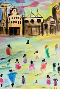 Pre-K 4 SA Hosts Online Art Auction to Raise Funds for San Antonio Children's Home