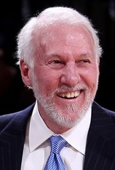 San Antonio Spurs Coach Popovich Joins NBA Committee on Racial Injustice and Reform (2)