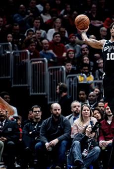 San Antonio Spurs One of 22 Teams Returning to Finish NBA Season