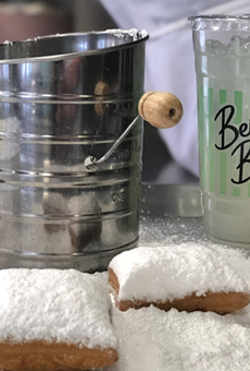 Beignet Truck Owned by Singer Christina Milian Making Stop in San Antonio on Summer Tour