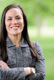 After narrowly losing to Will Hurd in 2018, Gina Ortiz Jones is running to represent the same district in 2020.