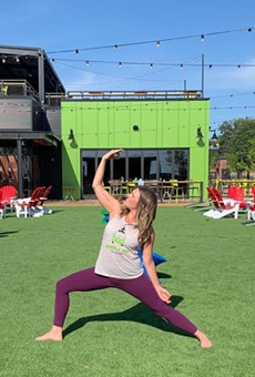 Three Ways to Get Your Yoga On in San Antonio During the Pandemic — Outdoors or Online (2)