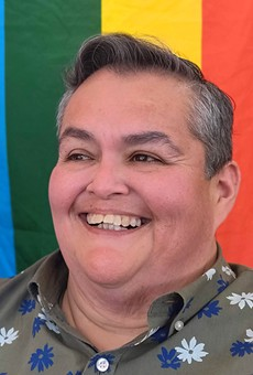 Glitter Political: Activist María Salazar Journeyed From Migrant Farm Life to Uplifting San Antonio's LGBTQ+ Community