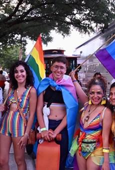 PRIDE Bigger than Texas 2020's livestream will capture the spirit of 2019's IRL Pride festivities.