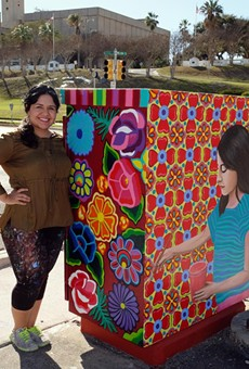 Luminaria  Announces Artists Selected to Complete New San Antonio Murals
