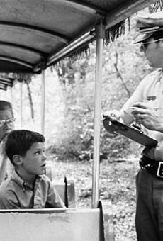 July Marks the 50th Anniversary of Mini-Train Robbery at San Antonio's Brackenridge Park