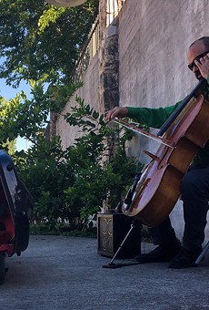 The Streets Are a Stage to San Antonio Musicians Uprooted By Global Pandemic