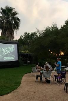 Slab Cinema Bringing Back Movie Nights at San Antonio's The Good Kind