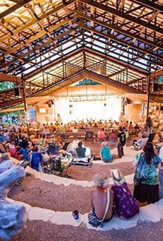 Kerrville Folk Festival Cancels Due to COVID-19 and Seeks Donations to Stay Afloat