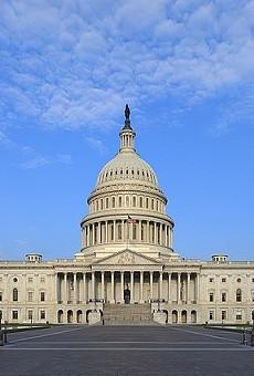The U.S. Capitol