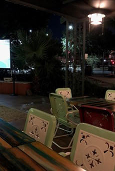 San Antonio Restaurant Ida Claire Launches New Outdoor Movie Screening Series This Week (2)