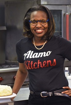 Tracie Shelton, owner of Alamo Kitchens, has been awarded an iFund Women of Color COVID Relief Grant.