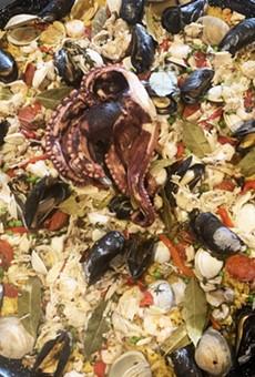 Alamo Heights Restaurant Bistr09 Reintroduces Paella on the Patio Event