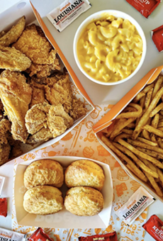San Antonio Popeyes Employee Fired Over Allegation He Spit on Cop's Food, Yelled 'ACAB' (2)