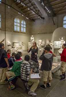 San Antonio Museum of Art Announces Virtual School Tours for K-12 Students