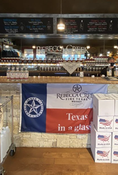 Rebecca Creek Distillery to Host Hand Sanitizer Giveaway for San Antonio Teachers