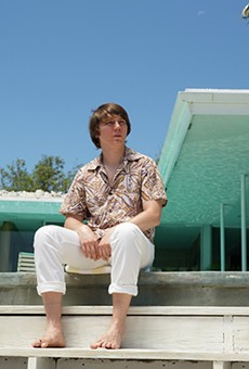 If you're looking for a predictable Hollywood character study, a new biopic looking at Brian Wilson of the Beach Boys is probably not for you.