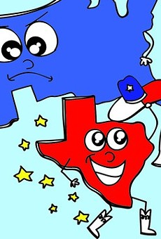 Can You Believe The U.S. Government Doesn't Recognize The Republic Of Texas' Legal System?