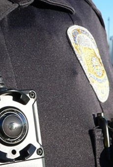 SAPD Wants To Apply For DOJ Grant To Buy More Than 1,000 Body Cameras