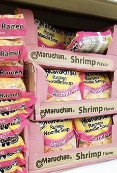 Maruchan Noodle Company Expanding Factory South of San Antonio