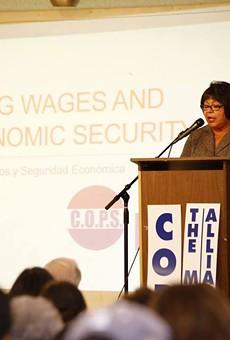Raising Minimum Wage To $13 For City Employees