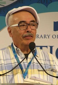 Juan Felipe Herrera, new U.S. Poet Laureate.