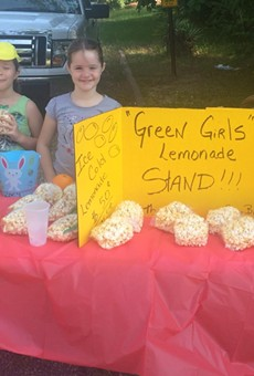 Oppressive Government Takes On Children's Lemonade Stand