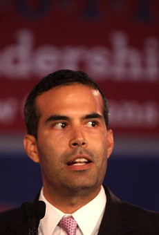 George P. Bush will back his dad in the 2016 race, but he's also all about Texas' junior senator.