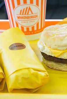 We're not yolk-ing around — breakfast is back.