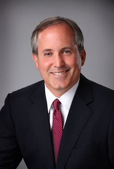 Ken Paxton Says Marriage Equality Is Abusive