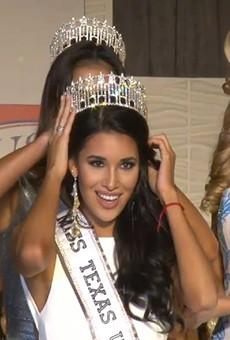 Miss Texas Ylianna Guerra