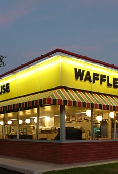 At First We Were Totally Behind This San Antonio Waffle House Campaign, And Then We Weren't