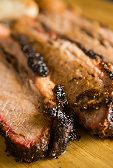 Thick, lean or fatty, this brisket is worth the drive out to Loopland for urban dwellers.