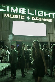 Limelight reopened on Thursday for a preview party.