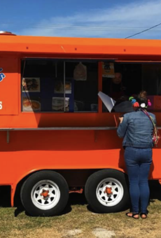 Doña Kika's Gorditas trading in bright orange food truck for Southwest San Antonio storefront
